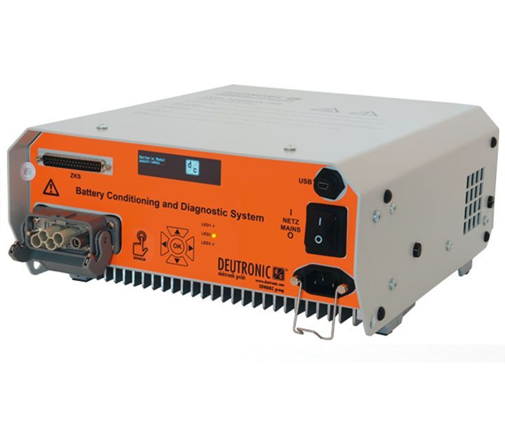 DBL1200HV - Diagnostic and conditioning system for Electric Mobility applications