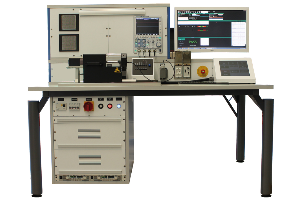FT356 Sensorentester - Test systems for capacitive sensors and proximity switches