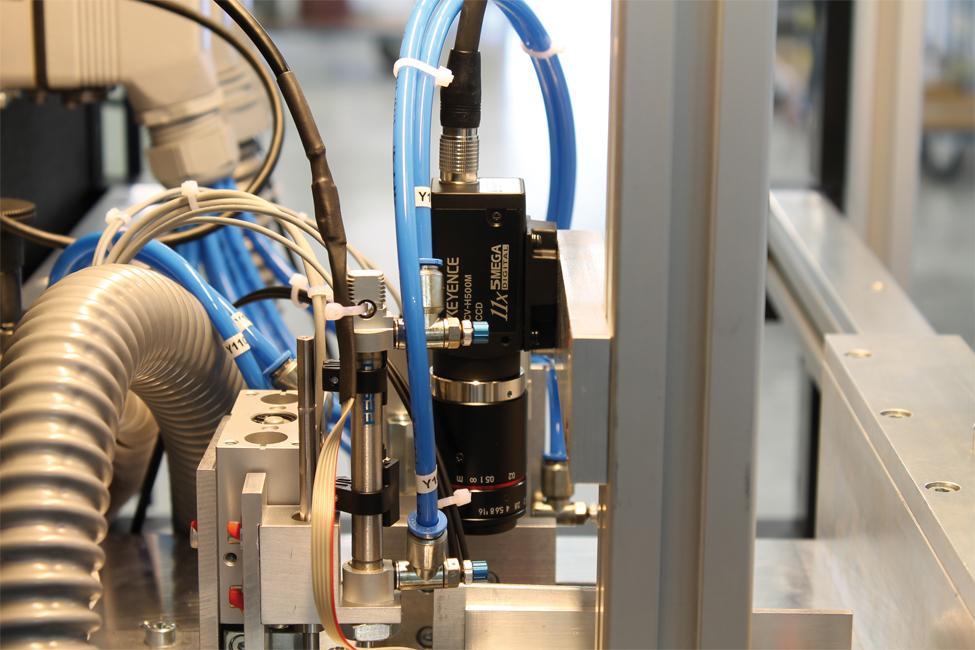 Kameras Praegelaser - Cameras / light analysis modules / stamping lasers