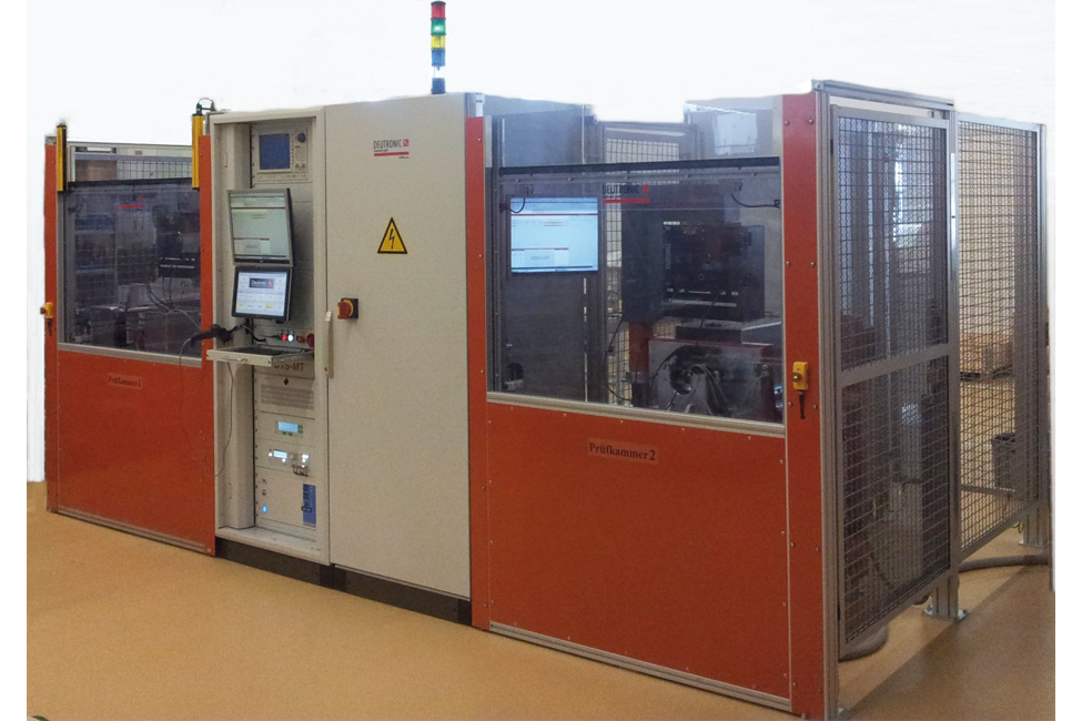 MT185 Tester fuer automotive - Test systems for the automotive sector