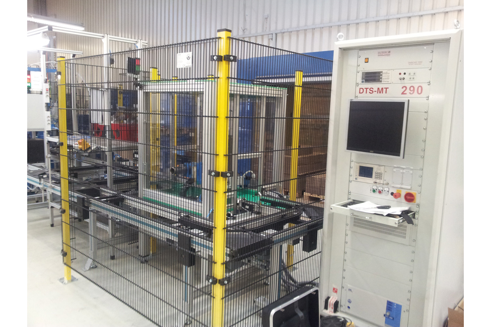 MT290 Inlinetester - Inline Test Systems
