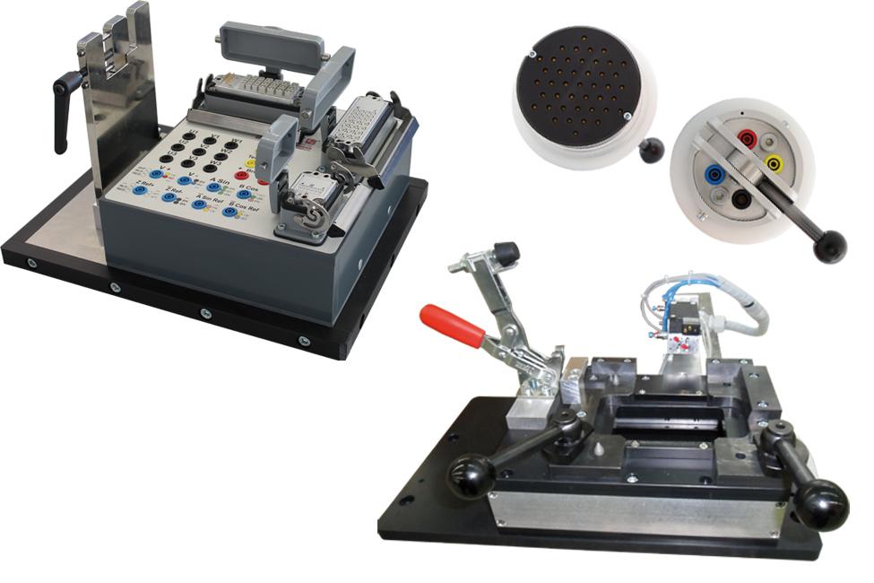 Testadapter - Customer-specific test adapter