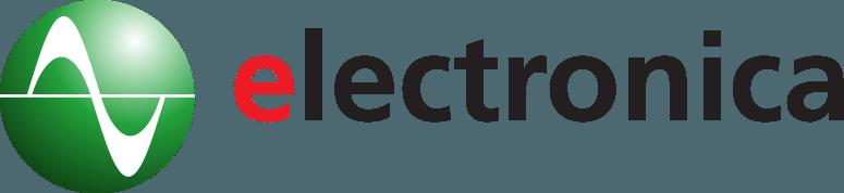electronica logo - electronica
