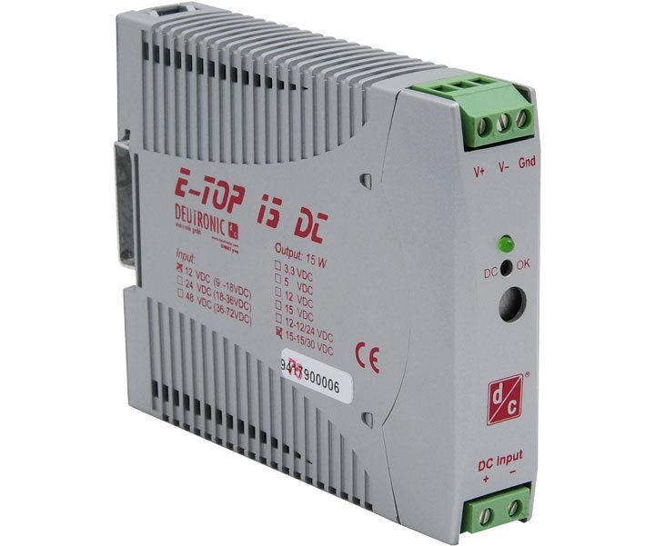 E-TOP15DC 15 WATT