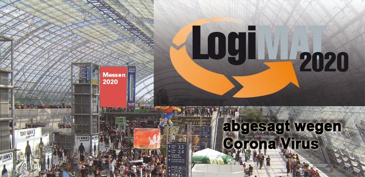 LogiMAT 2020 cancelled due to Corona Virus
