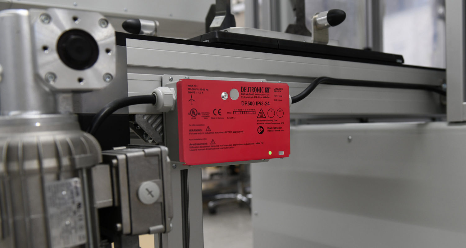 The DP500IP keeps your conveyors running